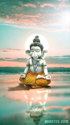 Hanuman Hd Wallpaper, Shree Krishna Wallpapers, Lord Shiva Hd Wallpaper, Lord Vishnu Wallpapers, Lord Shiva Statue, Ganesh Lord, Sri Ganesh, Shiva Hindu, Shri Ganesh Images