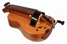 10 Musical instrument you may have never heard hurdy gurdy