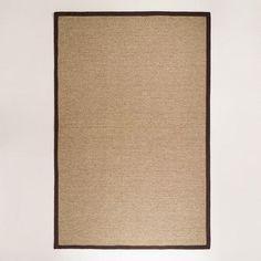 6'x9' Speckled Sisal Indoor-Outdoor Rug