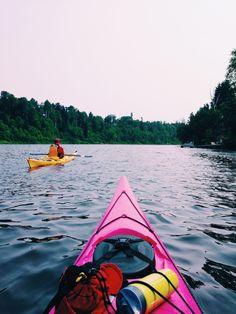 stilnski:  I love living near so much water  This will be my kayak next summer!