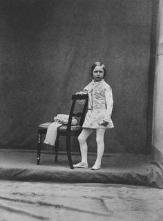 Leonida Caldesi - Prince Arthur, April 1859 [in Portraits of Royal Children