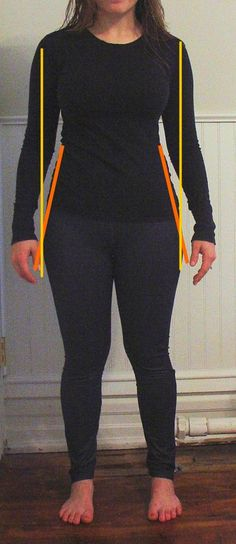 Real Life Body Shapes - X   determining and dressing for your body type