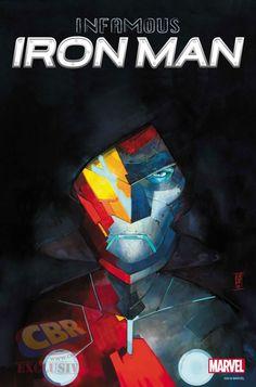 Infamous Iron Man | Doutor Destino também será o novo Homem de Ferro! | Omelete
