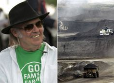 "Neil Young and Ethanol.  Really Important - Please Watch. ""The fact is, Fort McMurray looks like Hiroshima,"" Fort McMurray is a wasteland. The Indians up there and the native peoples are dying. The fuels all over -- the fumes everywhere -- you can smell it when you get to town. The closest place to Fort McMurray that is doing the tarsands work is 25 to 30 miles out of town and you can taste it when you get to Fort McMurray. People are sick. """