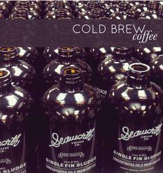 cold brew coffee - www.goinghometoroost.com