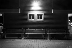 The Three Benches by Adrienne Scap Night Photography, Fine Art America, Bench, Neon Signs, Wall Art, Twitter, Photos, Instagram