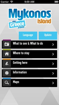 Are you planning to spend your vacations in Mykonos? Don't know how to get there, where to stay or what to see? Download the new application of myGreece.travel for Mykonos and your journey begins at once.Get now for FREE the complete tour guide of myGreece.travel and learn everything you need to know about Mykonos!• See a wide variety of chosen hotels, rooms to let, studios or villas. Find all the information and contact them in any way you like (by phone, e-mail etc.). • Navigate y...