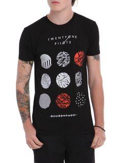 Twenty One Pilots Blurryface T-Shirt | Hot Topic