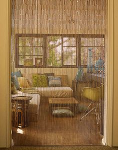 Accessories Are Atmosphere. Bamboo CurtainsBead ...