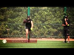 Jaeger Sports' Monica Abbott goes through the Jaeger Sports Arm Care Program. This video shows how the Jaeger Sports throwing program can be beneficial for n. Softball Pitching, Tossed, Running, Film, Sports, Youtube, Base, Movie, Hs Sports