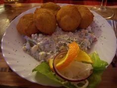 Funghi alla Milanese by PiattItalia  http://www.piattitalia.com/ricette/contorni/funghi-alla-milanese/