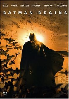 Directed by Christopher Nolan. With Christian Bale, Michael Caine, Ken Watanabe, Liam Neeson. After training with his mentor, Batman begins his fight to free crime-ridden Gotham City from corruption. Batman The Dark Knight, The Dark Knight Trilogy, The Dark Knight Rises, Batman Dark, Batman Begins Movie, Batman Film, Im Batman, Batman Poster, Batman Artwork