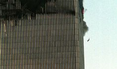 Who was the FALLING MAN of 9/11? Mystery surrounds the victim of Twin Towers terror attack