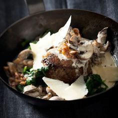 Taste Mag | Parmesan, sherry and cream sauce @ http://taste.co.za/recipes/parmesan-sherry-and-cream-sauce/
