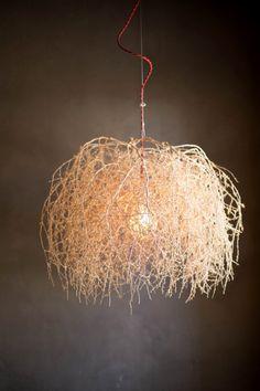 Marfa tumbleweed light  Jean Landry