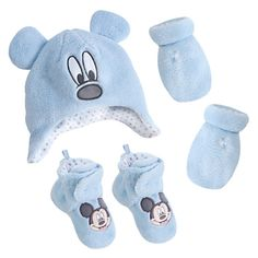 Mickey Mouse Accessories Gift Set for Baby