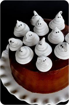 Lemon Sugar: Boo-tiful Ghost Cake
