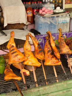 Grillparty Thai Style | Asia Street Food – Asiatische Rezepte aus den Straßenküchen Vietnams, Thailands, Kambodschas, Myanmars und Burmas