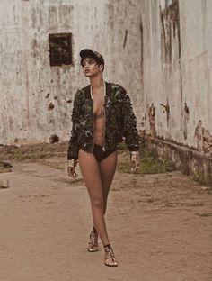 Rihanna é nossa: com vocês, as capas da edição de maio da Vogue Brasil - Vogue   News