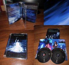 Within Temptation - The Silent force Tour super jewel case 2CD 2005 (GUN)