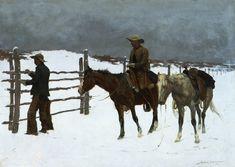 Frederic Remington - )