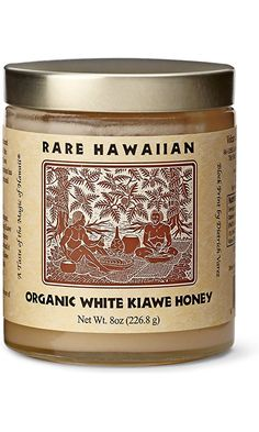 Rare Hawaiian Organic Kiawe Honey by Teavana Best Price
