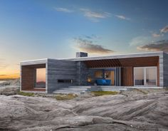 Svaberg by Norgeshus Cliff House, Beach House, House Plans, Desktop, Photo Wall, Floor Plans, Real Estate, Cottage, Architecture