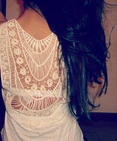 Love the elaborate back