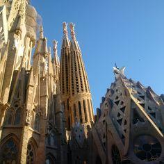 Barcelona Spain, Burj Khalifa, Building, Travel, Viajes, Buildings, Traveling, Trips, Tourism