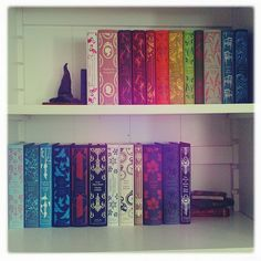 Clothbound Penguin Classics Collection...working towards a full set myself.
