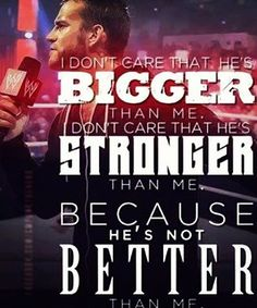 CM Punk quotes