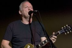 Guitarrista do Pink Floyd, David Gilmour anuncia disco solo e nova turnê