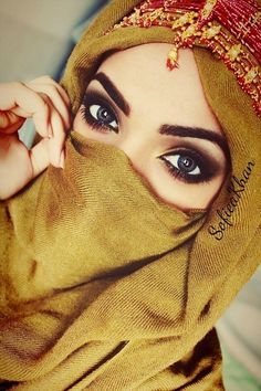 hijab, eyes, and muslim image Arabian Women, Arabian Beauty, Beautiful Hijab, Beautiful Eyes, Muslim Women, Muslim Girls, Muslim Couples, Niqab Eyes, Arabian Eyes