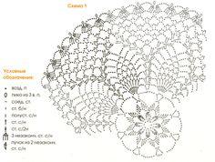 Crochet dreamcatcher pattern 1