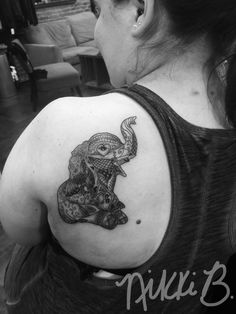 32 Best Tattoos By Nikki B Images Beautiful Tattoos Body