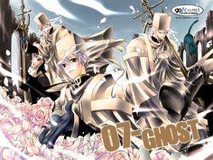 Tags: Wallpaper, 07-ghost, Labrador, Castor (07-ghost), Frau (07-ghost), Razette, Official Wallpaper, Official Art, Ichihara Tetsuno