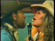 Loving You Is Easier - Willie Nelson & Dyan Cannon.one of my top flicks.this dance they do with their eyes is pure poetry. Old Country Music, Country Music Videos, Country Music Singers, Country Songs, Willie Nelson, Live Music, My Music, Dyan Cannon, Honeysuckle Rose