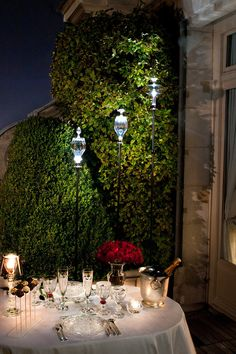 An antiques-filled palace in the heart of Paris with a swooningly romantic rooftop terrace