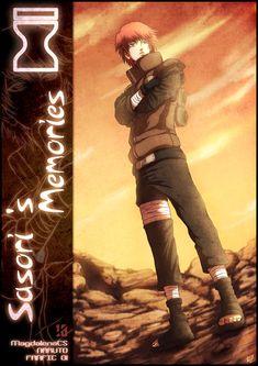 Sasori's Memories - COVER by Kaoyux.deviantart.com on @deviantART