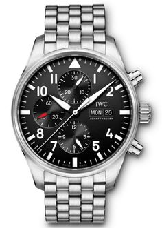 IWC Pilot's Watch Chronograph Ref. IW377710