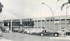 Shopping Center Iguatemi, Sao Paulo/SP, 1967