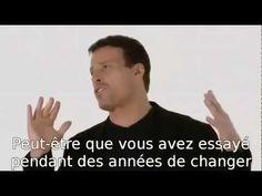 Comment tenir vos bonnes résolutions - Anthony Robbins en français - YouTube