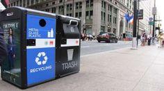 A New York i cassonetti della spazzatura hanno wi-fi e sensori - Wired