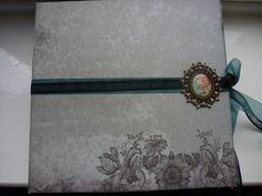 Santoro Mirabelle 8x8 box Album