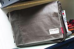 Gentle items for men Adler bag