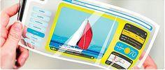 Flexible OLED Display