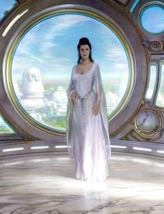 Star Wars Forever — obi-wans-oasis:  The lovely Leia.  (Artwork by...