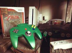 Nintendo 64 vs Wii