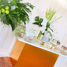 "49 Likes, 1 Comments - Naomi Estephan (@naomiestephanweddingsandevents) on Instagram: ""Marble +gold+greenery= perfect combination.👌🏻 Rola's kitchen tea💚💚#neevents #sydneystylist…"""