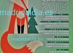 http://madridaldia.es/tag/cortylandia-2015/ horario #cortylandia en #Madrid 2015 2016